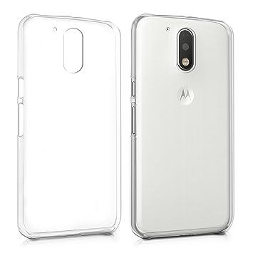 92588410bb7 kwmobile Funda para Motorola Moto G4 / Moto G4 Plus: Amazon.es: Electrónica