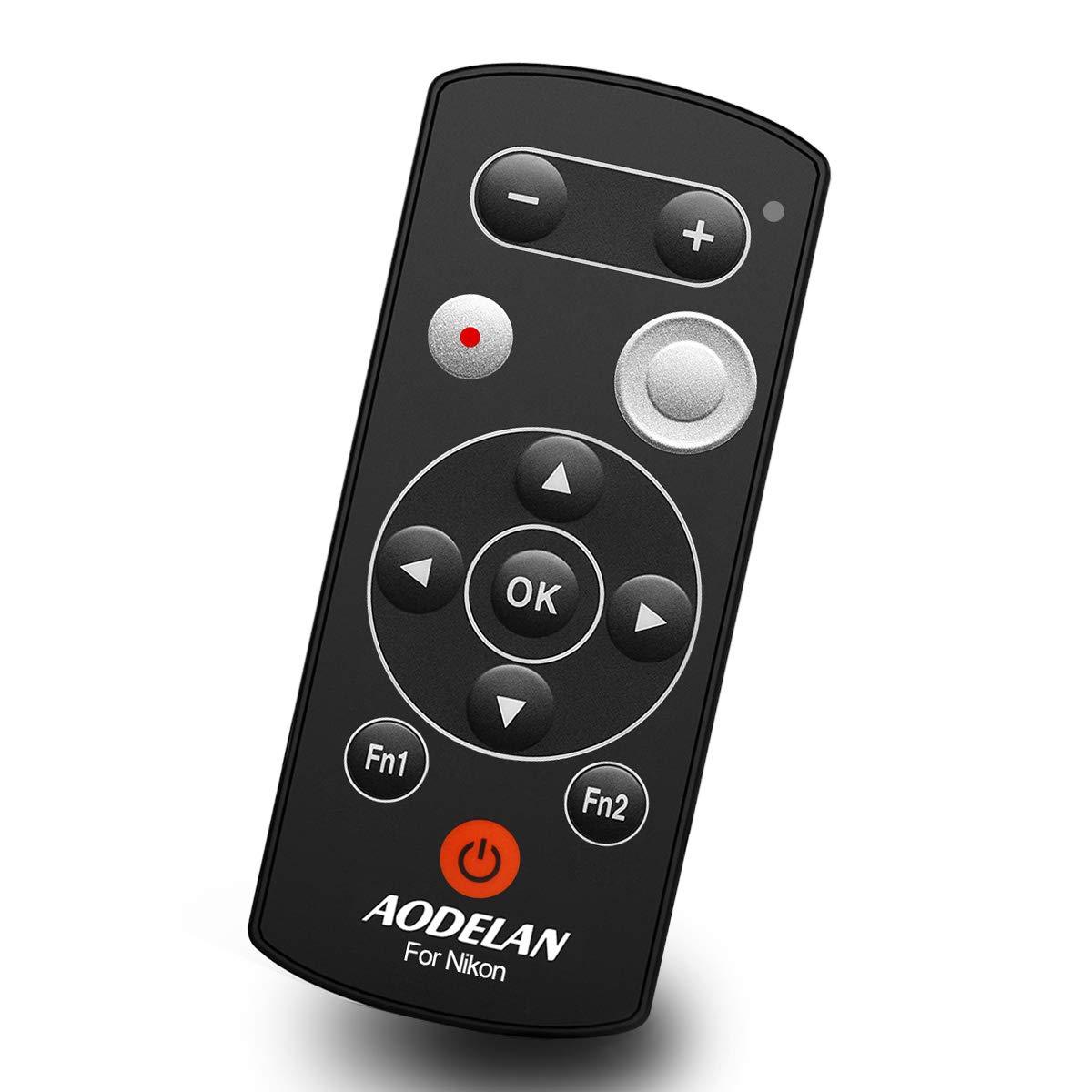 AODELAN Camera Remote Wireless Shutter Release ML-L7A for Nikon COOLPIX B600,A1000,P1000. Replace Nikon ML-L7 by AODELAN