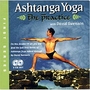 Ashtanga Yoga: the Practice, First Series, CD by David Swenson (2004-11-01)