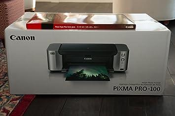 Canon Pixma Pro-100 Profesional Color Impresora de Fotos de ...