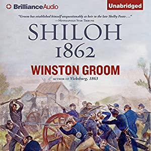 Shiloh, 1862 Audiobook