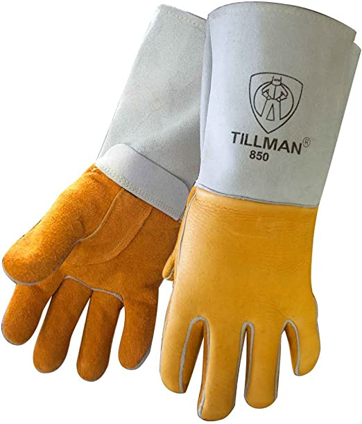 pack of 5 pairs Welding Glove XL One size