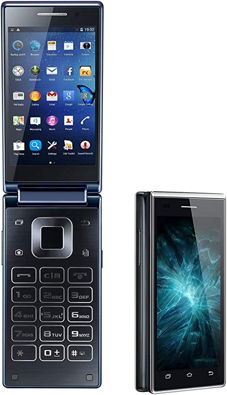 90%, VKworld T2 Smartphone 1GB+8GB, Teclado físico, 4.0