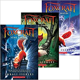 Foxcraft - 3 Book Set - The Mage (1), The Elders (2) & The
