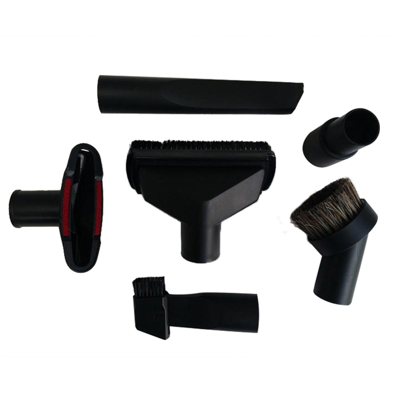 Acquisto SODIAL Accessori per aspirapolvere universali Kit di pulizia Ugello per fessure per ugello da 32 mm e 35 mm 6 pezzi Prezzo offerta