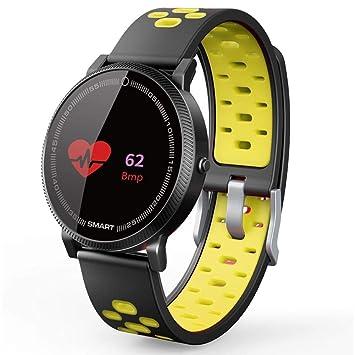 OOLIFENG Fitness Tracker Pulsera Inteligente Reloj Actividad Tracker ...