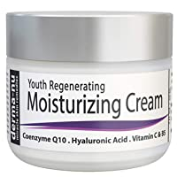 Anti Aging Face Moisturizer with Collagen & Hyaluronic Acid for Day & Night - Wrinkle...