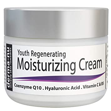 e478c59cc5 Anti Aging Cream & Daily Moisturizer for Face Enriched with Collagen  Boosting Peptides, Hyaluronic Acid