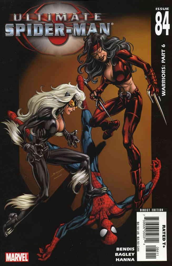 Ultimate Spider-man #84 (Warriors: Part 6) December 2005 ebook