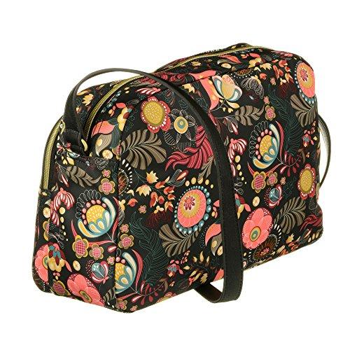 LiLiÓ Amsterdam Schultertasche M Shoulder Bag Jet Black