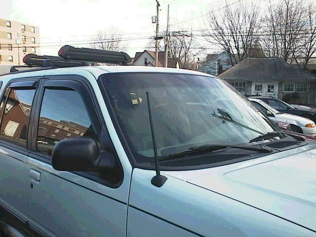 13-inch Antenna for GMC Envoy AntennaX Off-Road