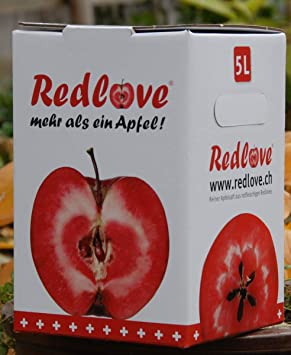 Red love juice