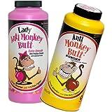 Anti-Monkey Butt Anti Friction Powder, Original & Lady