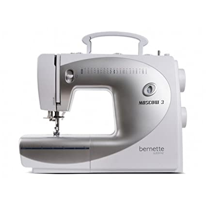Buy Bernina Bernette Moscow 40 Electric Sewing Machine Online At Low Amazing Bernina Sewing Machine India