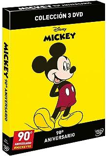 Pack Mickey - Edición 90º Aniversario