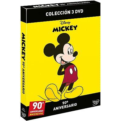 Pack Mickey - Edición 90º Aniversario [DVD]