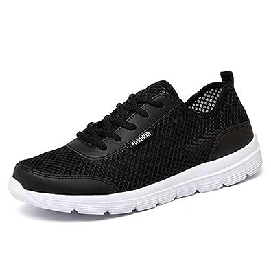 975d7229bcead Destjoy Boots Men Shoes Summer Sneakers Mesh Casual Shoes Couple Lover Mens  Mesh Lace Up Shoe