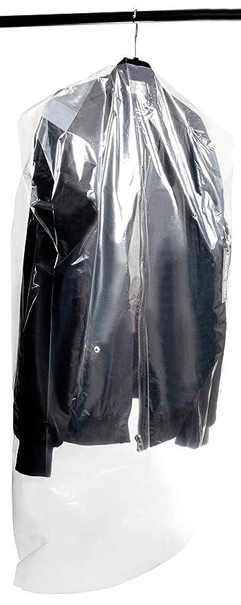 Amazon.com: Juvale – 50 bolsas de limpieza en seco para ropa ...