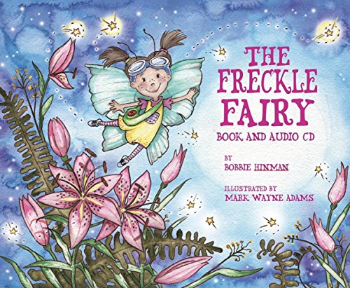 The Freckle Fairy: Book and Audio CD by Best Fairy Books