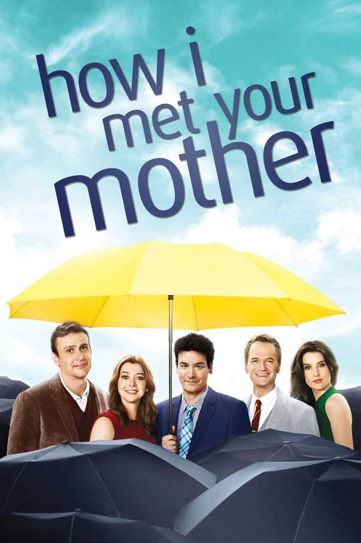 14inch x 21inch//35cm x 52cm EAA888 Silk Printing Silk Print Poster Infinite Arts How I Met Your Mother US Drama