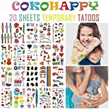 200 sex positions - COKOHAPPY 20 pcs Colorful Watch , Heart , Cartoon etc , Over 200+ Kids or Women Look Real Flash Temporary Tattoo
