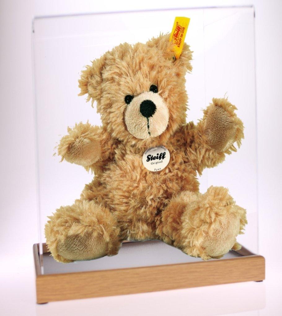 Dream Keepers Extra Large Teddy Bear Display Case Light Oak