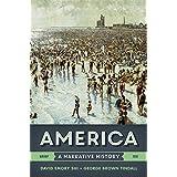 America: A Narrative History (Brief Tenth Edition)  (Vol. One-Volume)