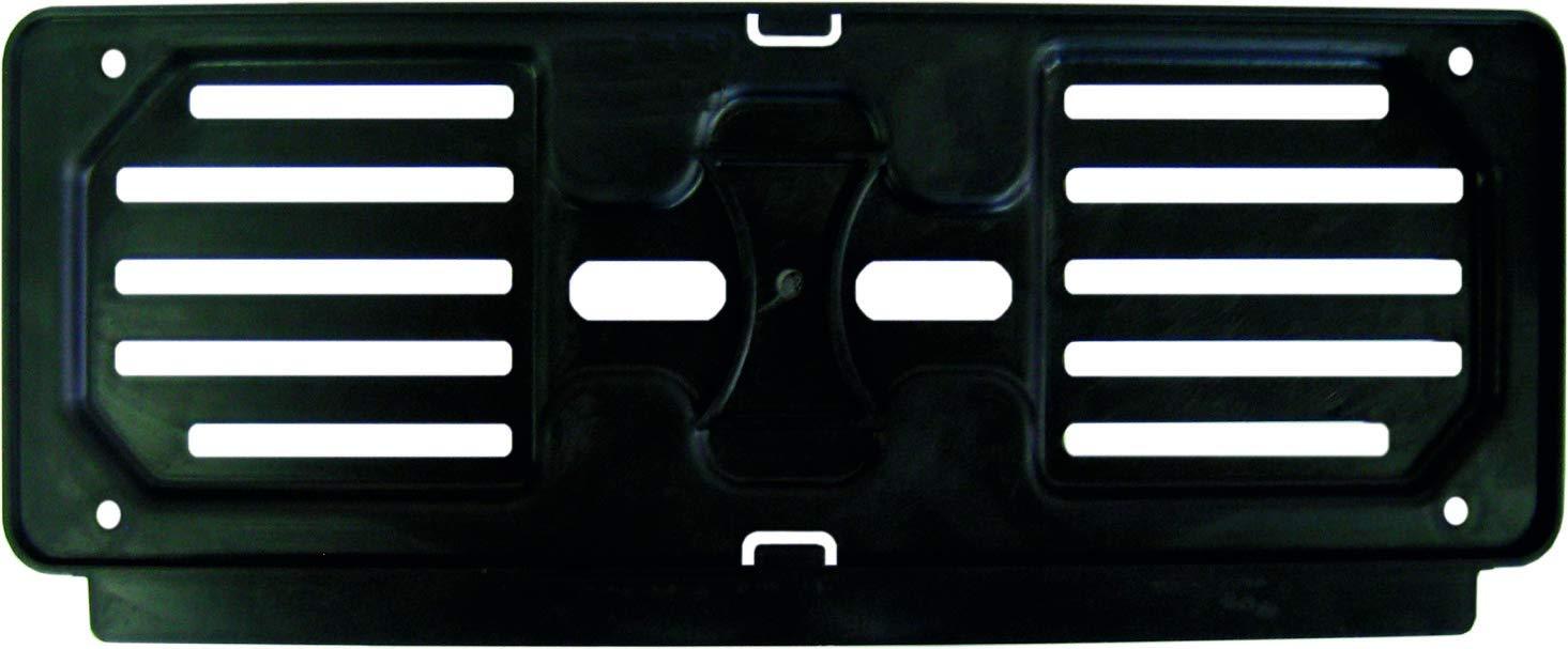 Quattroerre 16101 Portatarga Anteriore Auto Universale