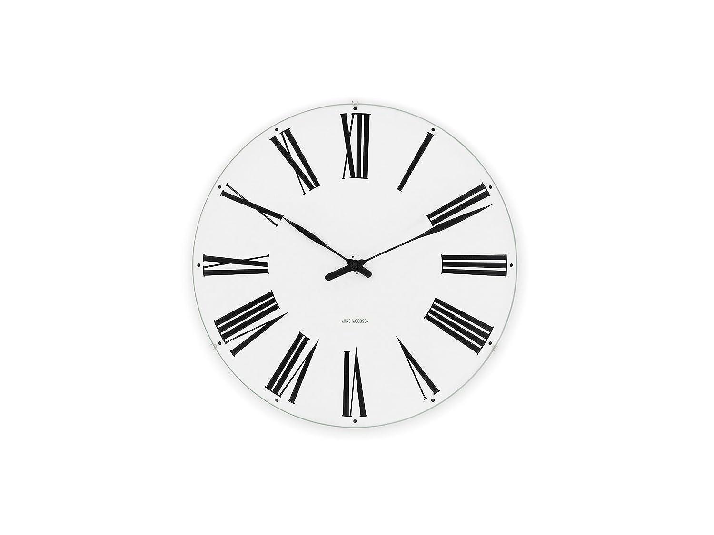【正規輸入品】Arne Jacobsen Roman Wall Clock 21cm 43632 B003EQ3EOQ