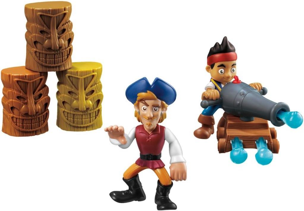 Jake y los Piratas - Piratas, Set de Juego (Mattel Y7818): Amazon ...