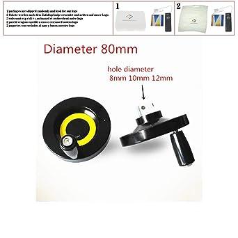 1 tornillo de plomo T8 para impresora 3D CNC, T12 T10, diámetro ...
