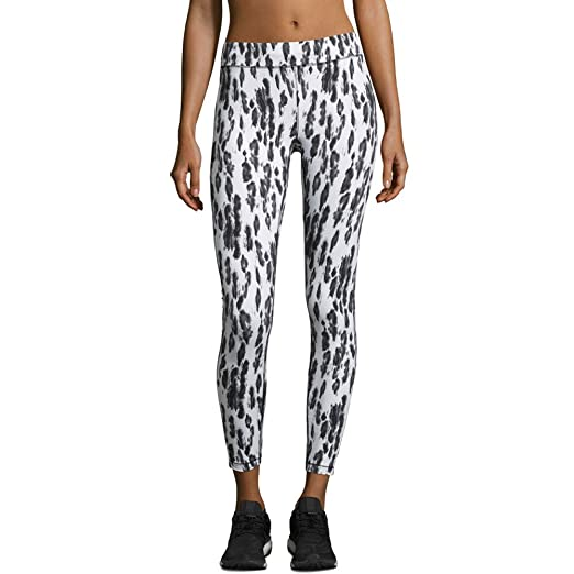 Casall Fuzzy Print Womens 7/8 Training Tights - SS18 at ...