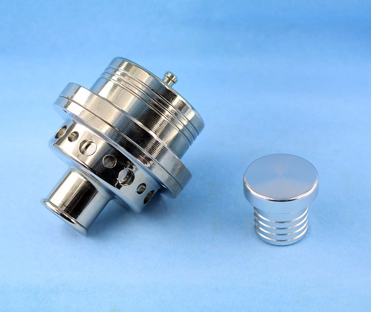 25mm Atmospheric Turbo Twin Piston V T A Universal Blow Off Bov Dump Valve