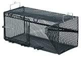 Frabill Crawfish Trap, 8 x 8 x 18-Inch, Black