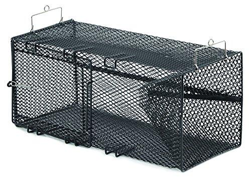 Plano Molding Frabill Crawfish Trap, 8 x 8 x 18-Inch, Black