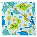 Kute Kids Super Soft Sheet Set - Baby Dinosaurs - Brushed Microfiber for extra comfort (Full)