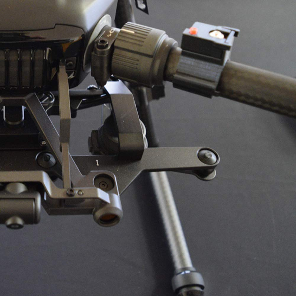 DJI Inspire 1 /& 2 Carbon Fiber Propeller Mount Kit Matrice 200 aluminum adapter