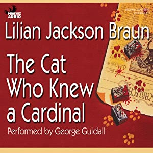 The Cat Who Knew a Cardinal Audiobook