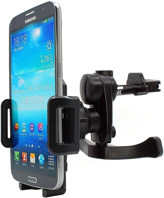 Mobilefox 360 Kfz Lüftungs Handy Halterung Für Samsung Elektronik