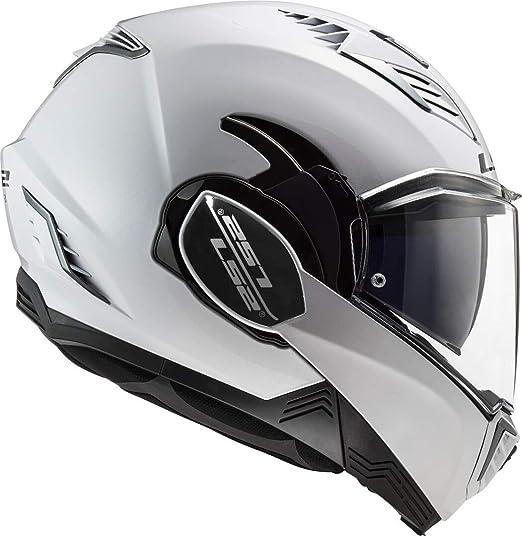 Ls2 Motorradhelm Ff900 Valiant Ii Solid White M Weiß Auto