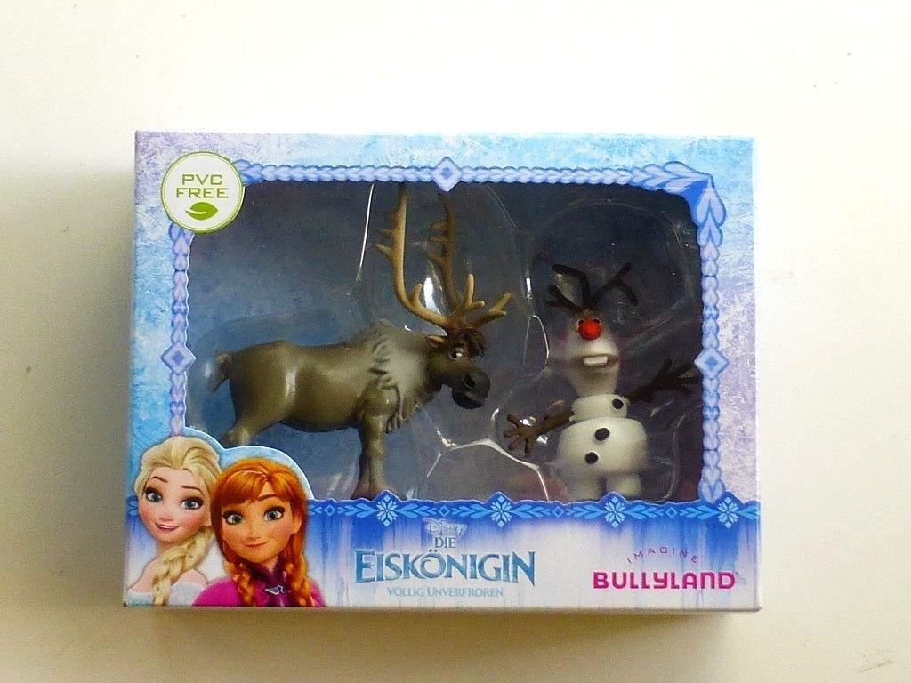 Bullyland 12965 Sven 11 cm  Die Eiskönigin Völlig unverfroren Frozen Disney