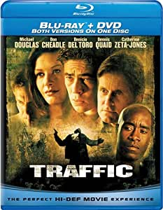Traffic (Blu-ray/DVD Combo)