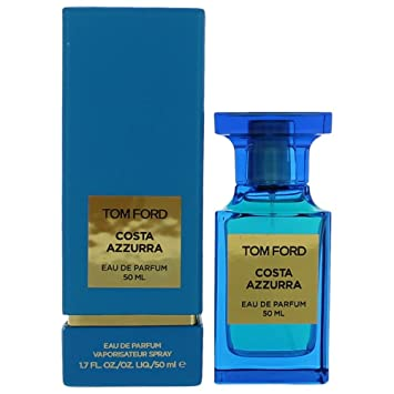 Amazoncom Tom Ford Costa Azzura Eau De Parfum 17oz50ml Beauty