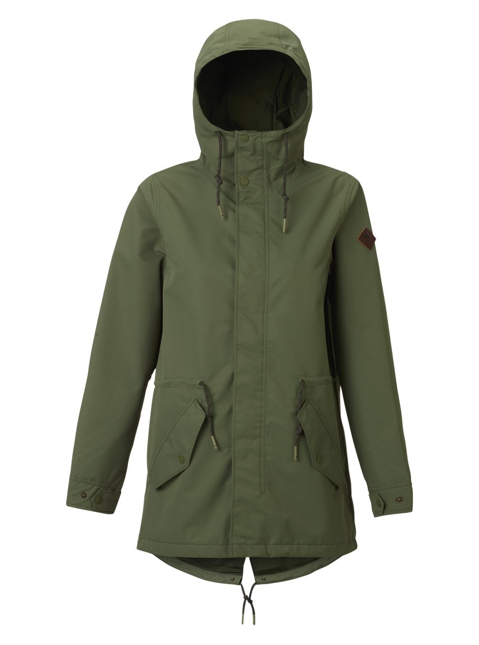 Burton Women's Sadie Jacket, Clover, Large by Burton