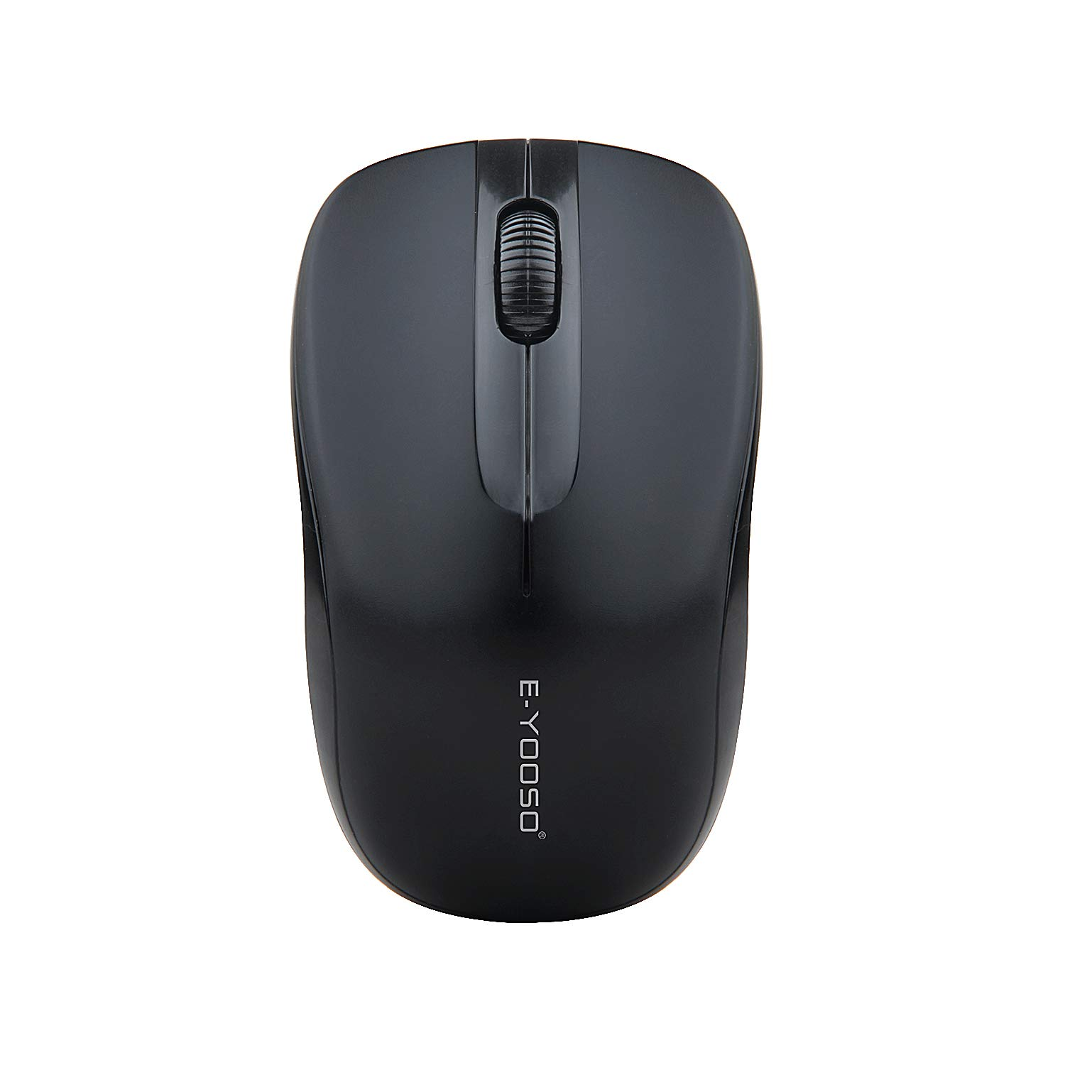 8fdca14f519 Wireless Mouse, E-YOOSO 2.4GHz Basic Fast-Scrolling Minimalist Work  Wireless Mouse,Mobile Optical Mouse,Solid Wireless Mice with USB Nano  Receiver for Mac ...