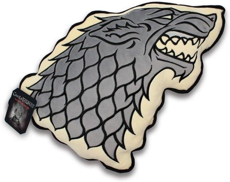 Game of Thrones - Cojín - Escudo fuerte - Logo - Winter is Coming