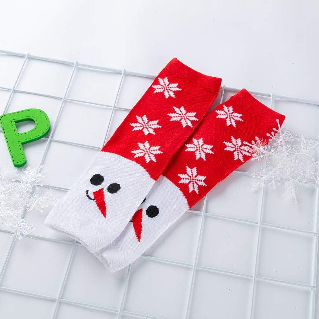 Tutu Falda Rodillera Calcetines BBSMLIN 0-24 Meses Bebe Ni/ña Navidad Disfraz Ropa de Conjunto Bodys con Patr/ón de Guantes de Navidad Diadema