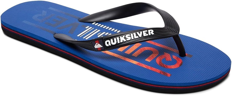 Quiksilver Molokai Wordmark Tongs gar/çon