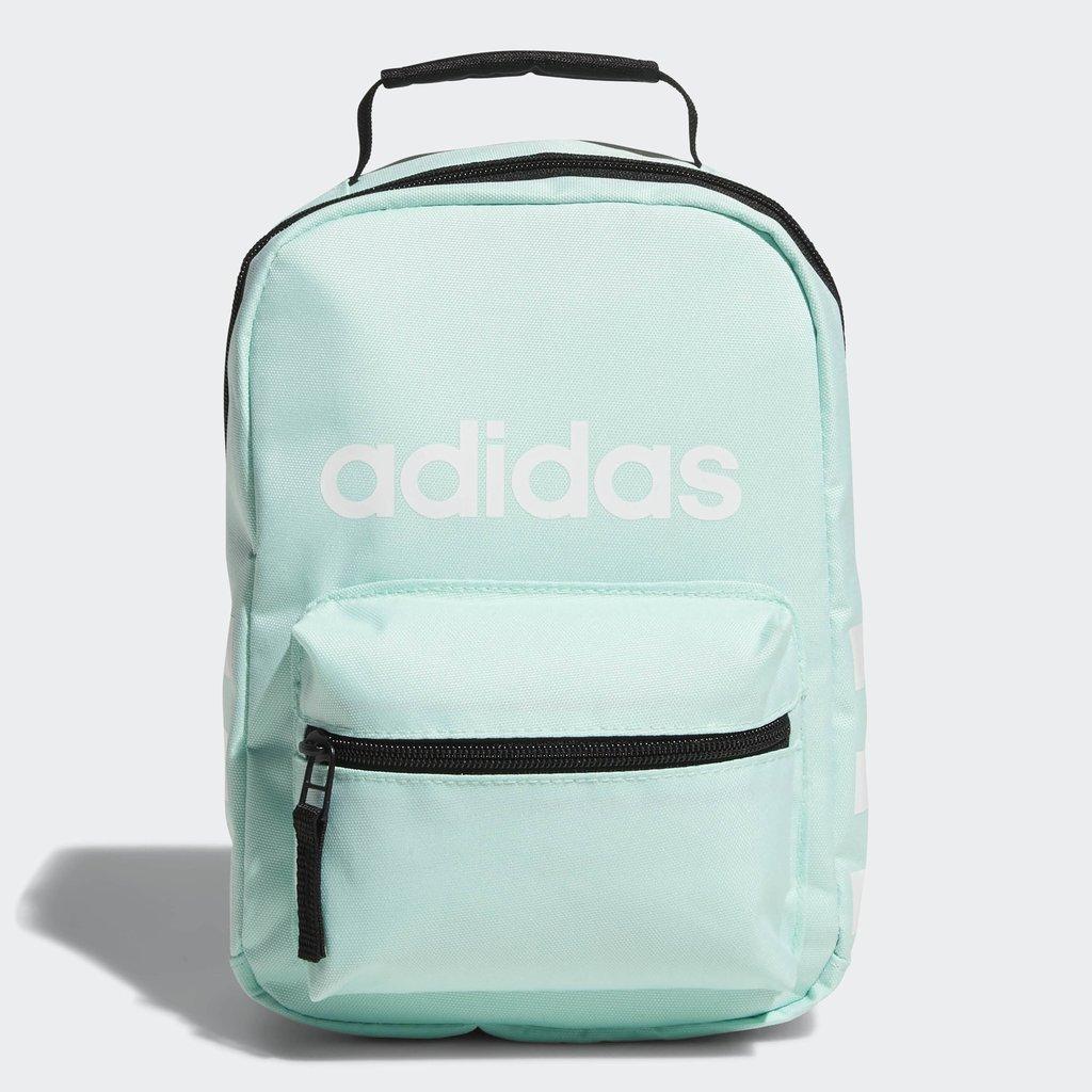 adidas Santiago Lunch Bag, Lt Green, One Size
