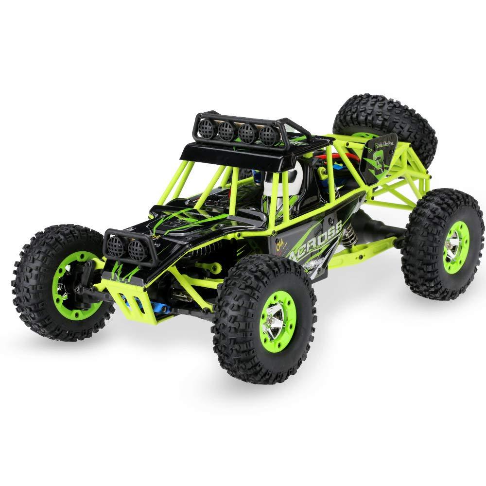 SLONG Fernbedienungs Wagen-1:12 Elektro-Kletter Wagen SUV Fernbedienung Spielzeugauto Modell Kinderspielzeug